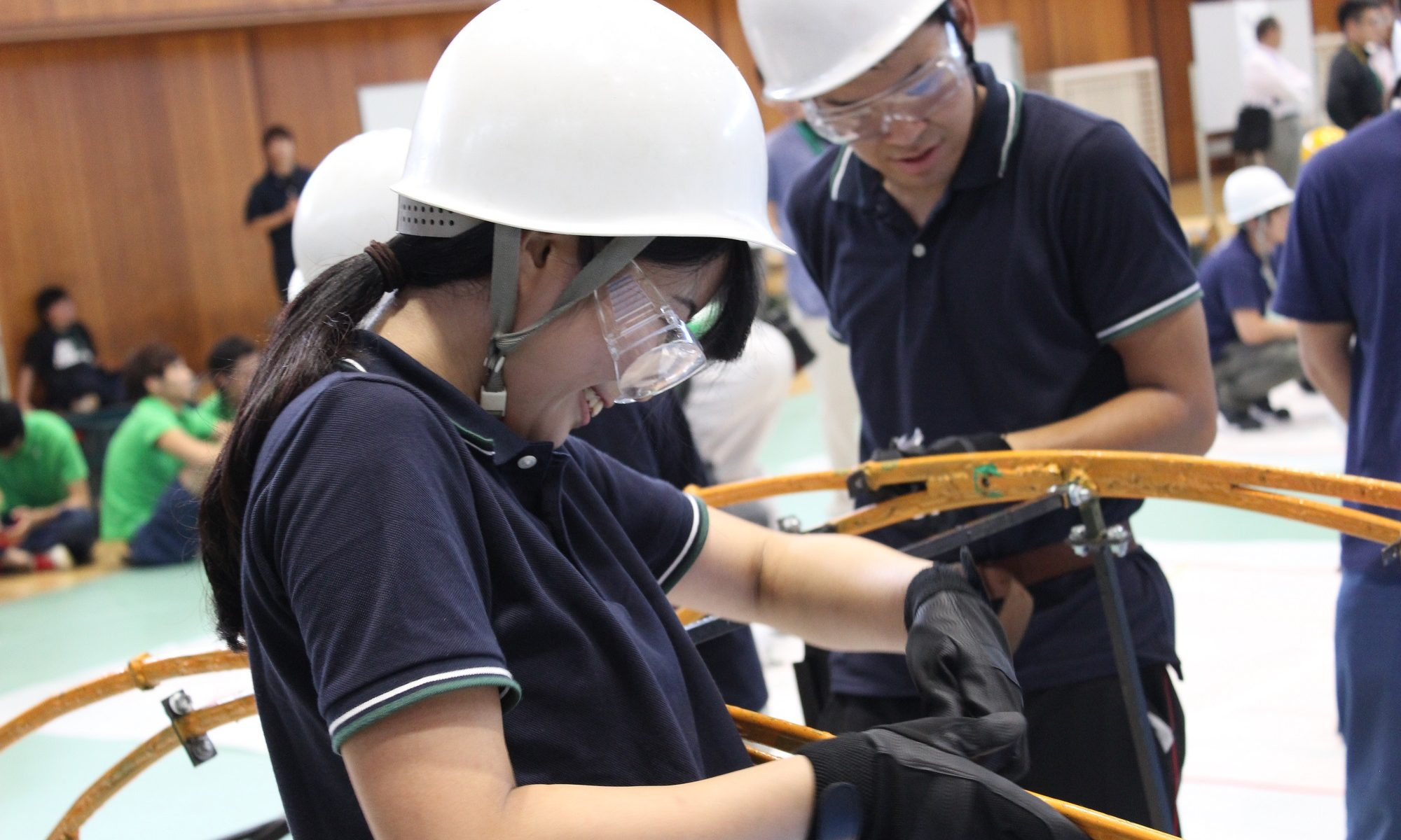 Japan Steel Bridge Competition