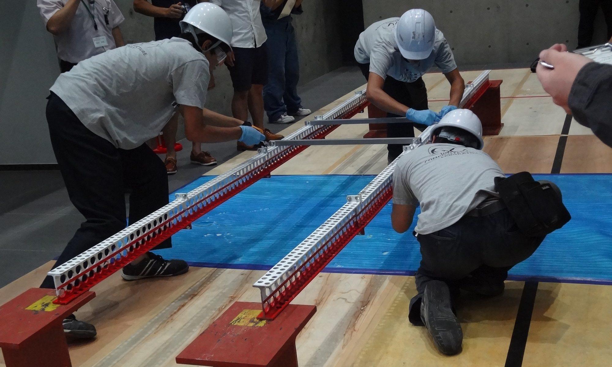 Japan Steel Bridge Competition